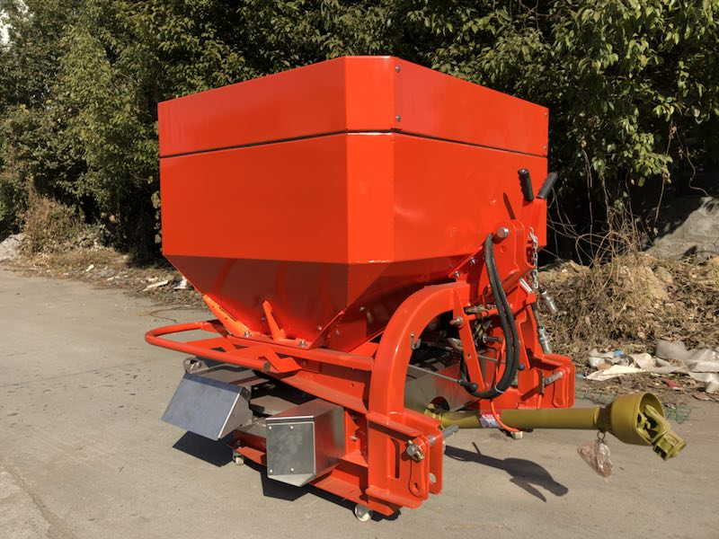 GY500/800 Double Disc Spreader